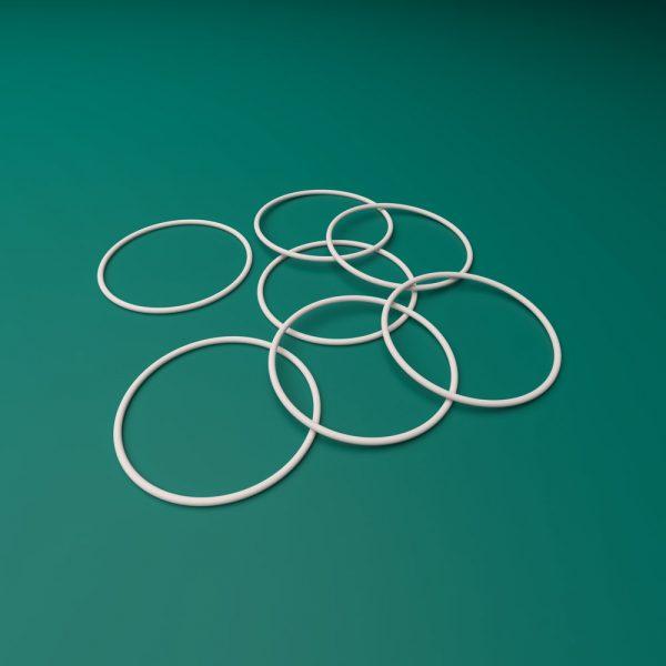 Уплотнительные кольца круглого сечения, торовые кольца